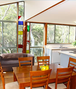 Family holiday accommodation, South West Rocks, NSW
